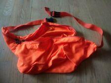 Blaze Orange Fanny Pack Waist Bag