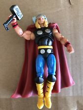 2010 Marvel Legends Thor 3 1/2 In With Accessories Cap And Hammer