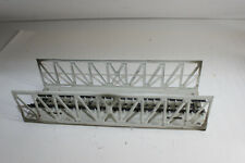 2. Wahl 1x Märklin Packung 7268 Brücke gerade grau in OVP
