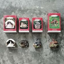 Hallmark Ornaments Majestic Wilderness Complete Series 1997 1998 1999 2000