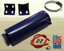 Blue Cylinder Radiator Overflow Reservoir Coolant Tank Honda Acura Toyota Mazda