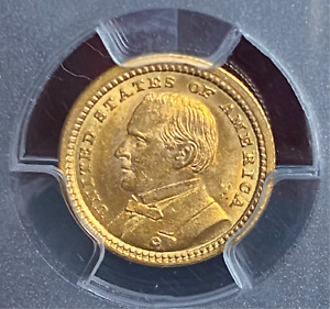 1903 G$1 PCGS MS63 LA Purchase, McKinley