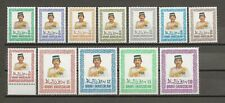 BRUNEI 1985-86 SG 371/82 MNH Cat £20