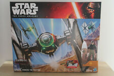 FIRST ORDER SPECIAL FORCES TIE FIGHTER Exclusive Star Wars The Force Awaken 2015