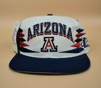 Arizona Wildcats Vintage Logo Athletic Diamond Men's Adjustable Snapback Cap Hat