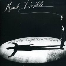 Mink Deville - Where Angels Fear To Tread [CD]