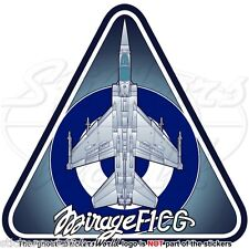 MIRAGE F1 GREECE Dassault Aviation F1CG Hellenic AirForce Greek Sticker, Decal
