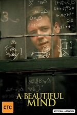 A Beautiful Mind (DVD, 2005, 2-Disc Set)