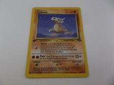 Cubone Basic Fighting Pokémon 1999 Edition 1 Trading Card 50/64