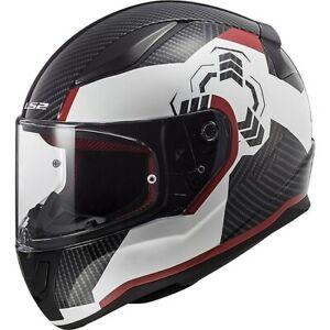 Casco Moto Integrale LS2 103532732 FF353 Rapid Ghost