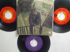 LOT OF 4 'SONNY JAMES' HIT 45's+1PS[Only Love Can Break A Heart]  THE 50's-70's!