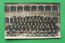 K.u.K. Foto AK Soldaten Offiziere Säbel Uniform Orden Gruppenbild 19 1.WK WWI