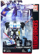 TRANSFORMERS POWER OF THE PRIMES DELUXE CLASS AUTOBOT JAZZ