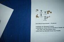 American Flyer Parts - Rivet Assortment - 14 pieces #319