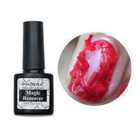 PHOERA Nail Gel Polish Burst Magic Remover Soak Off UV LED Kit Delete Primer UK