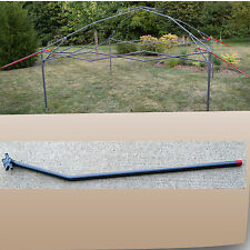 Coleman 13 x 13 Shelter Canopy Gazebo EXTEND LOWER ROOF POLE  Replacement Parts