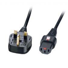 Lindy Electronics (30138) 2 m Power Cable - Black