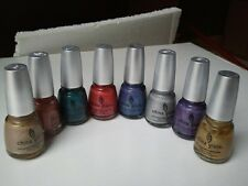 CHINA GLAZE OMG HOLOGRAPHIC LOT  (7 Bottles)  READY TO BE SHIP TODAY!!!