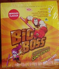 Big Boss Lolly Candy Sticks Caramel Flavour 1.0 kg