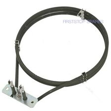 2000 WATT COOKER FAN OVEN ELEMENT FITS ZANUSSI ZBF360B / ZBF360W / ZBF360X