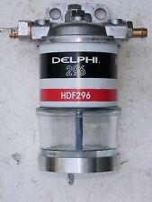 12V Heated Fuel Filter Diesel Bio-Diesel WVO UCO SVO Veg Oil Viton Seals
