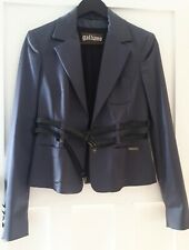 BNWT Galliano Ladies Smart Grey Short Jacket, Size 40 (UK 8), Brand New!