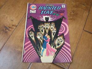 Haunted Love #7 (1975) Charlton Comics FN/VF