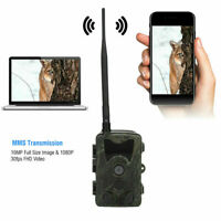 HC-801G 3G 16MP 1080P HD Hunting Camera MMS SMS Night Vision Trail Cam Wateproof
