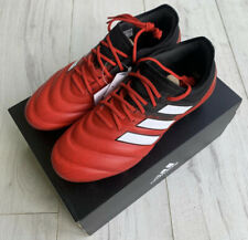 ADIDAS COPA 20.1 FG FOOTBALL BOOTS - RED / BLACK / WHITE - SIZE UK 7.5 - EF1948