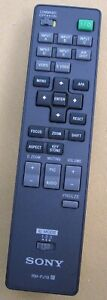 Sony Projector Remote Control RM-PJ18 - MINT Condition! Works!