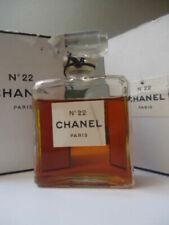 CHANEL No22 PARFUM EXTRAIT 1oz Vintage 1960s A few drops Missing Smells Fabulous