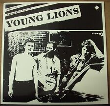 YOUNG LIONS 1982-84: From The Vaults LP SEALED Schizophrenic reissue punk import