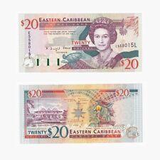 EAST CARIBBEAN - $20 Dollars Banknote - P33l - UNC.
