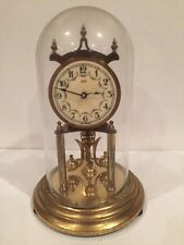 "Vintage Kundo by Kieninger Obergfell 400 Day Anniversary Clock 12"""