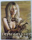 Dragon Con Program Vtg 2013 Collectible Atlanta GA Convention Rare Original HTF