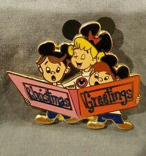 Pin 50346 DisneyShopping.com - 2006 Advent Pin Set #3 (Caroling Mouseketeers)