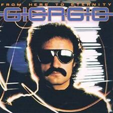 Giorgio Moroder - From Here To Eternity - Limited Edition (NEW VINYL LP)