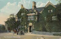 Postcard - Rowsley - The Peacock - (No. G.32)