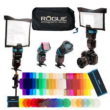 Rogue FlashBender 2 - Portable Lighting Kit + FREE Frank Doorhof Training DVD