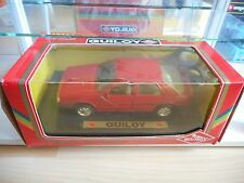 Guiloy Renault 25 V6 Turbo in Red on 1:24 in Box
