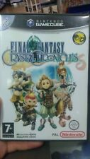Videojuego Final Fantasy Crystal Chronicles Game cube (PAL ESP Juego fisico)