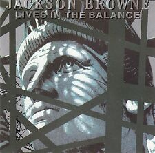 JACKSON BROWNE : LIVES IN THE BALANCE / CD