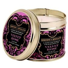 Velvet Rose Large Roomscenter Candle in Tin