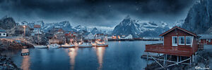 Peter Lik style Fine Art landscape photo by Alexander Vershinin unframed print