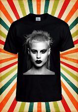 Die Antwoord Yolandi Visser Rap Cool Men Women Vest Tank Top Unisex T Shirt 1934