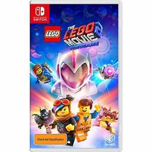 The LEGO Movie 2 Nintendo Switch, NEW SEALED GENUINE AUSTRALIAN RELEASE