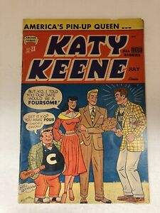 Katy Keene 11 1953