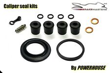 Suzuki GT 500 A 76 front brake caliper seal rebuild repair kit 1976