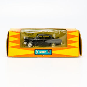 Tri-ang Minic Motorways - M1556 Mercedes Benz - OO Gauge Slot Car - Boxed