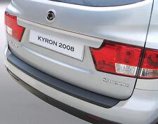 Voll Ladekantenschutz SSANGYONG KYRON MK2 PASSGENAU mit Abkantung ab BJ 1.2008>